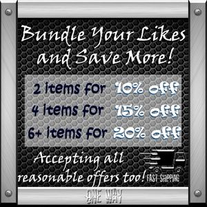Other - Bundle to Save More!! All my Store on Sale!